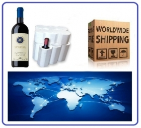 World Wide Shipping - Cernobbio Wine shop Lake Como